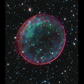 HubbleSite - NewsCenter - Hubble Solves Mystery on Source of Supernova in Nearby Galaxy (01/11/2012) - Introduction | The Blog's Revue by OlivierSC | Scoop.it
