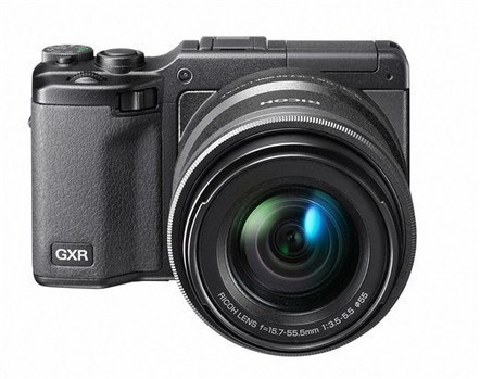 Ricoh launches standard zoom GXR module with 16MP APS-C sensor : Digital Photography Review | Photography Gear News | Scoop.it