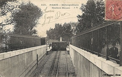 PARIS UNPLUGGED: 1914 - 1945: Stations de Métro rebaptisées | Histoire des Transports | Scoop.it