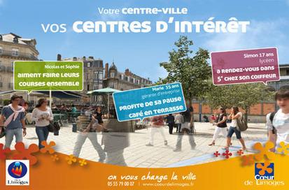 Limoges : Dix ans de reconquête du cœur de ville | ECONOMIES LOCALES VIVANTES | Scoop.it