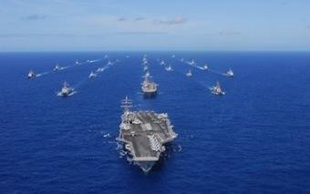 La Russie brouille les commandes du porte-avions Ronald Reagan et de la 7ème flotte | Global politics | Scoop.it