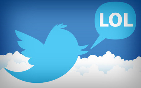 25 Twitter Accounts to Make You Laugh | Social Media scoops by Rick Maresch | Scoop.it