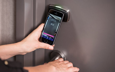 Starwood Unlocks Digital Key Expansion, Highlighting Guests' Reliance On Mobile I Luxury Daily   DIGITAL IN RETAIL   Scoop.it