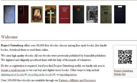 [Numérique] Télécharger 40000 livres gratuits vers Dropbox | Communication - Edition_Mode Pause | Scoop.it