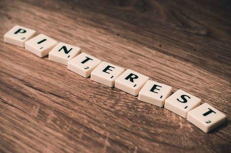 Comment Passer Son Compte Pinterest de Perso à Pro - Yes We Blog !   Freewares   Scoop.it