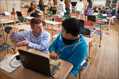 Digital Trends Shifting the Role of Teachers | Educational Leadership and Technology | Scoop.it