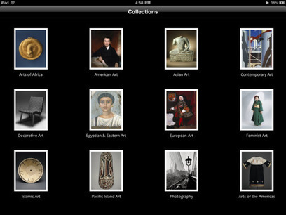 Brooklyn Museum: Community: bloggers@brooklynmuseum » Brooklyn Museum API: Collections iPad App | Heritage Apps | Scoop.it