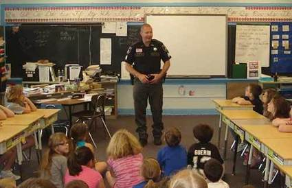Program puts specialized officers in schools - State Journal | Should teachers be able to have guns in school or in class rooms? | Scoop.it