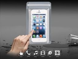 Buy Waterproof Raincoat For Mobile Phones Online | Best Prices in India: Rediff Shopping | iphone and ipad | Scoop.it