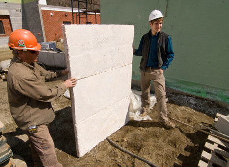 Eco-Friendly Building Products That Grow Themselves | Building Materials Marketing | Scoop.it