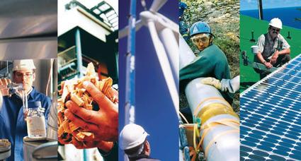 5 familles énergies renouvelables | svt votre sujet mars 2013 llt | Scoop.it