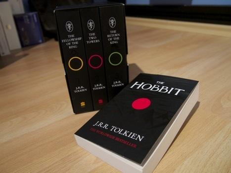 El ocho de octubre llega 'El Hobbit', de Tolkien, en versión ilustrada | Para compartir | Scoop.it