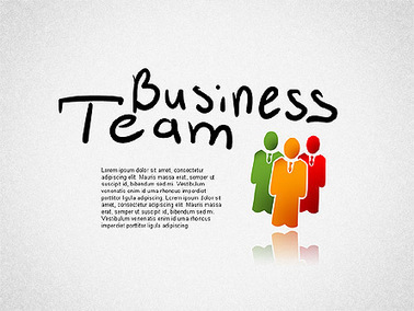Business Team Presentation   Diagrams and Charts for Presentations   Scoop.it