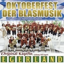 Konzert Edi Sagert Egerländer Blasmusik Zwickau 2015 | Volksmusik Videos | Scoop.it