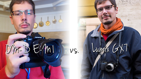 The Battle of the Pros: Olympus OM-D E-M1 vs. Panasonic Lumix GX7 | Olympus OM-D E-M1 | Scoop.it
