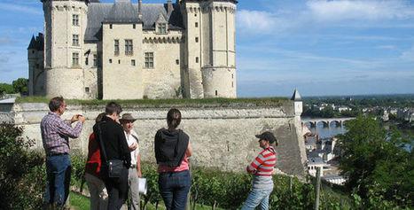 Escapade dans les vignobles de Loire - Le Figaro Vin | Vignoble d'Anjou-Saumur | Scoop.it