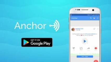 Anchor for Android - APPS RATE | Latest Android Apps | Scoop.it