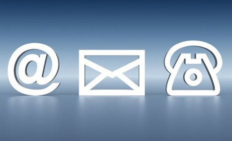 6 Ways to Enhance Your Email Signature | Neli Maria Mengalli's Scoop.it! Space | Scoop.it