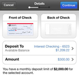Mobile users deposit more than $40B in checks via smartphones, tablets: Mitek - Mobile Commerce Daily - Banking   Business Marketing   Scoop.it