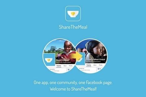 ShareTheMeal : une application pour lutter contre la faim dans le monde   Efficycle   Scoop.it