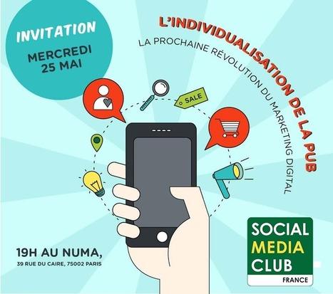 L'individualisation de la pub : la prochaine révolution du marketing digital ? | webmarketing coaching | Scoop.it