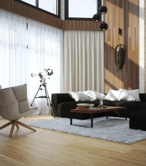 26 Small Inspiring Living Room Designs for Your Perusal | Decor Tips | Scoop.it