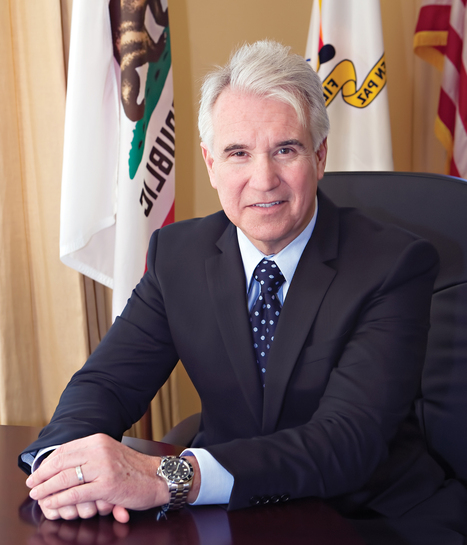 Constitution Day activity - District Attorney Gascón visits #USFCA | Education Technology | Scoop.it
