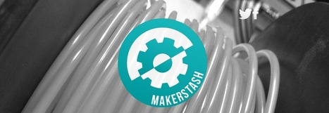Makerstash: Re-inventing 3D Filament Distribution | 3D printing topics | Scoop.it