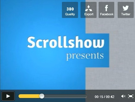 Scrollshow - create panoramic presentations (iPad) | Mediawijsheid in het HBO | Scoop.it