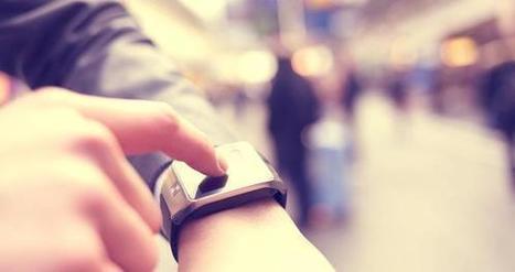 Les entreprises inconscientes de l'enjeu des données pour les wearables ? | L'Atelier : Accelerating Business | Fructoze | Scoop.it