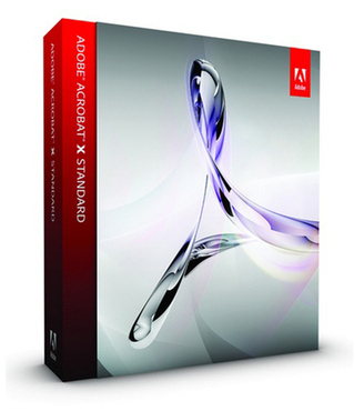 Adobe Acrobat  X Standard for Windows- Download | Special Software | Scoop.it