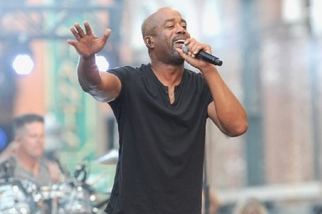 Darius Rucker Drops 'If I Told You' Music Video [WATCH] | Country Music Today | Scoop.it
