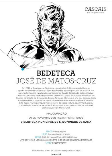 Divulgando Banda Desenhada: Bedetecas em Portugal - Bedeteca José de Matos-Cruz | Volta a Portugal em bibliotecas | Scoop.it