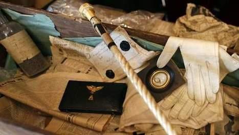 Haarlok en shirt Napoleon onder de hamer in Frankrijk | KAP_WalravensM | Scoop.it