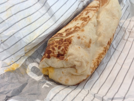 Sandwich Monday: Taco Bell's Quesarito | The Stuff of Life | Scoop.it