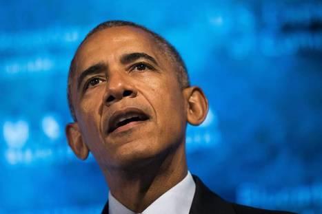 Tribuna   El ejemplo de Obama   Ciencia al alcance de todos   Scoop.it