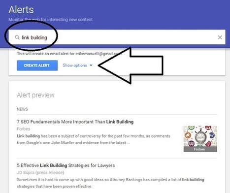10 Link Building Tactics to Generate Free Traffic from Google | SEO Tips and Guides | Scoop.it
