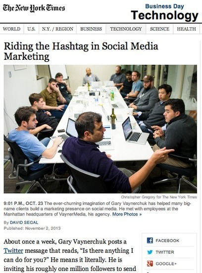 Story as Strategy, How Social Storytelling Leads to Business | H2H Marketing | Scoop.it
