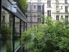 Sam Johde - Google+ | Private Terrace on Rooftops, Paris | Scoop.it