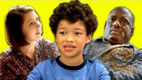 Rad Kids React to Racists Freaking Out About the Cheerios Commercial   cool stuff from research   Scoop.it