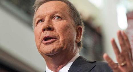 John Kasich: 'Abolish all teachers' lounges' | AUSTERITY & OPPRESSION SUPPORTERS  VS THE PROGRESSION Of The REST OF US | Scoop.it
