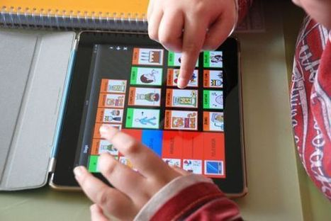 Emoticonos, el alfabeto de los niños con problemas de comunicación   Educación a Distancia y TIC   Scoop.it