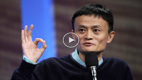 In Less Than 4 Minutes Jack Ma Gives THE BEST Advice For Young Adults | Employee Engagement Made Easy! | Scoop.it