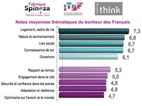 Le bonheur des Français au premier semestre 2016 - Fabrique SpinozaFabrique Spinoza | Bien être et équilibre personnel | Scoop.it