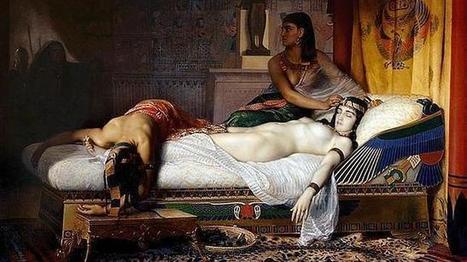 Cinco curiosidades sobre Cleopatra que probablemente desconocías | LVDVS CHIRONIS 3.0 | Scoop.it