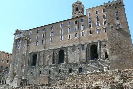 Downfall of Roman Republic Caused by Concrete? | Collapse of Civilizations | Scoop.it
