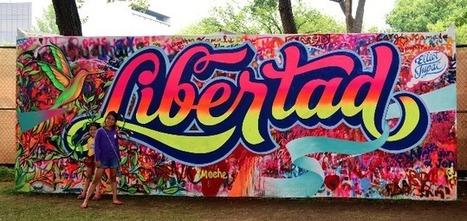 Les street artistes à l'œuvre au MAC | Le Mac LYON dans la presse | Scoop.it