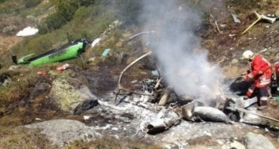 Swiss helicopter crashes leave eight people dead - The Local | Heli Daily | Scoop.it