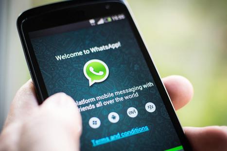 Su WhatsApp ora si possono inviare anche i documenti in PDF | InTime - Social Media Magazine | Scoop.it