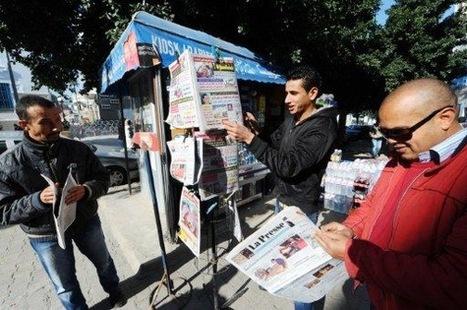 Les médias tunisiens essayent de faire leur révolution | La-Croix.com | Demain la veille | Scoop.it